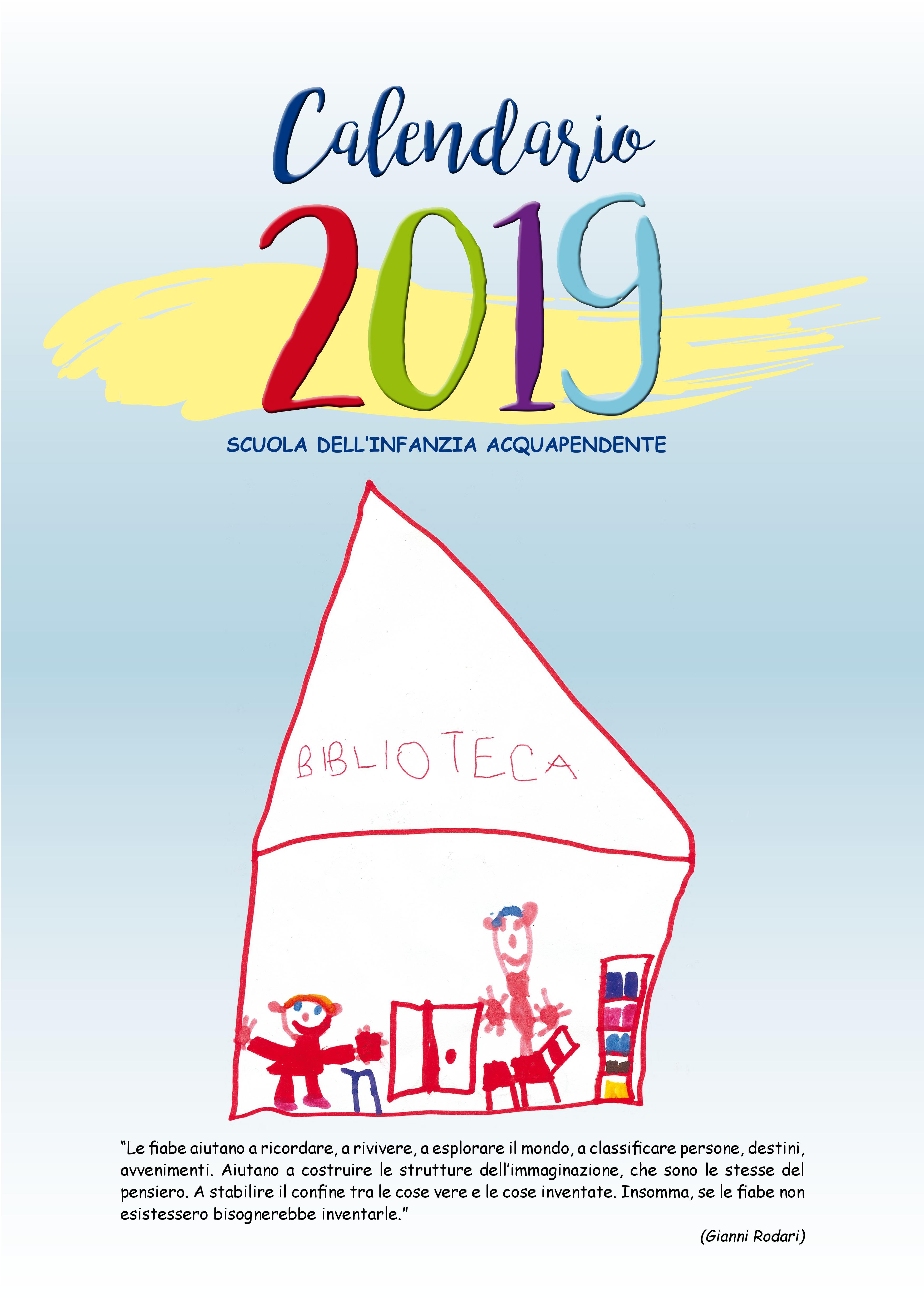 Costruire Calendario Scuola Infanzia.Il Calendario Dei Bambini In Vendita Domenica 16 Dicembre